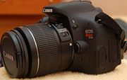 Brand Digital Camera SLR Kit With Canon EF-S 18-55mm IS II Lens + 16GB